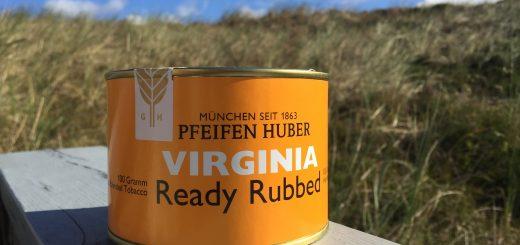 Pfeifen Huber   Virginia Ready Rubbed