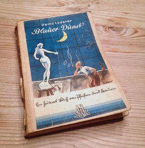 Blauer Dunst. Ein heiteres Buch von Pfeifen und Frauen.