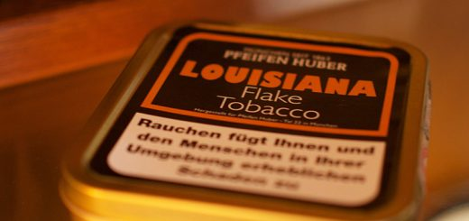 Pfeifen Huber: Louisiana Flake Tobacco