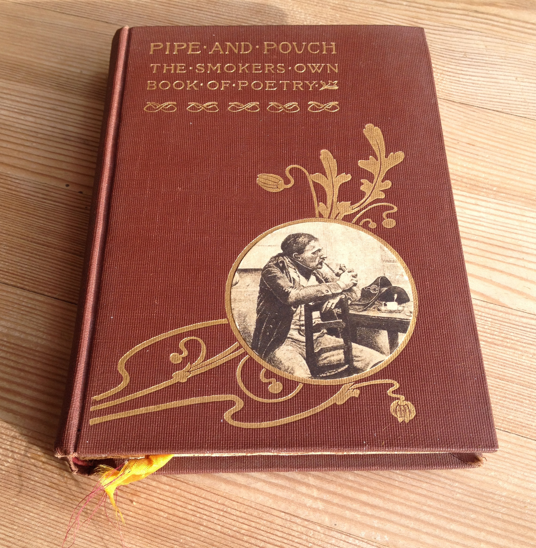 PIPE AND POUCH - The Smoker's own Book of Poetry