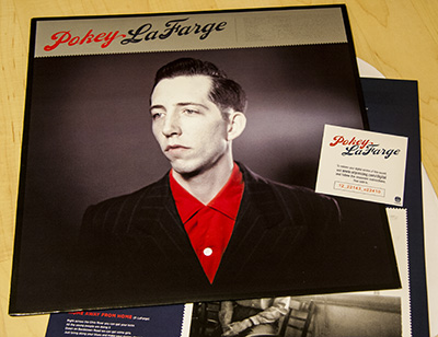 Pokey LaFarge - Vinyl