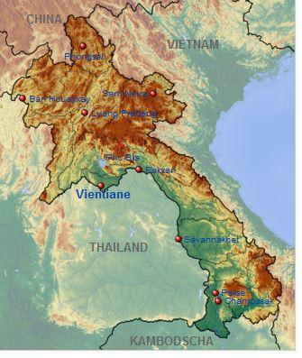 LaosMap1