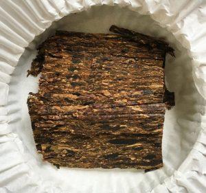 Tabakbild Dunhill Dark Flake