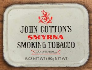 John Cotton's Smyrna