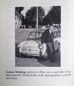 Luciano Valabrega: Puntarelle e Pomodori