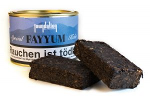 Fayyum Special Cake Foundation by Musico, HU-Tobacco