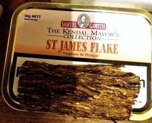 St. James Flake