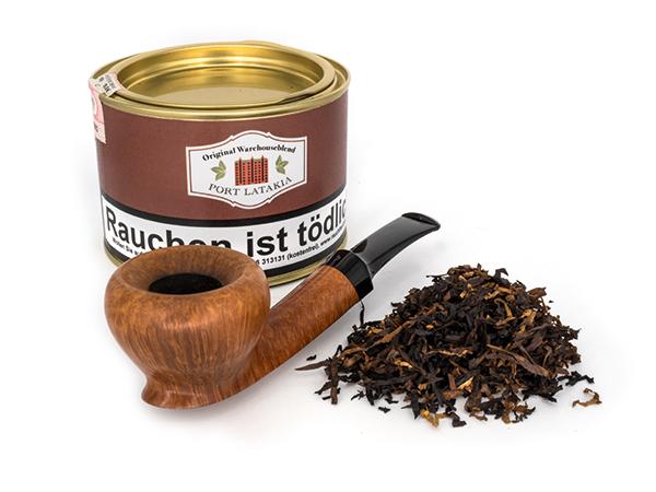 HU Tobacco Port Latakia - Katalogbild