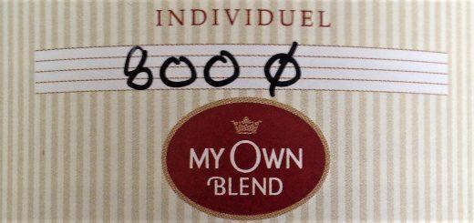 Paul Olsen My Own Blend 800 Ø