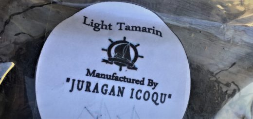Jurangan Icoqu Light Tamarin