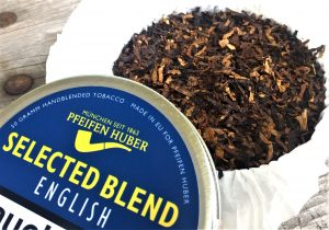 Huber Selected Blend English