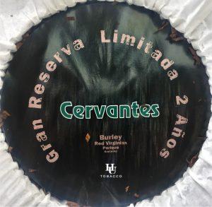 HU Tobacco Cervantes