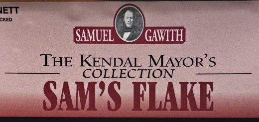 Samuel Gawith Sam's Flake