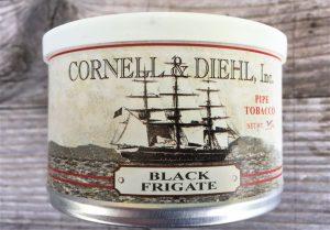 Cornell & Diehl Black Frigate