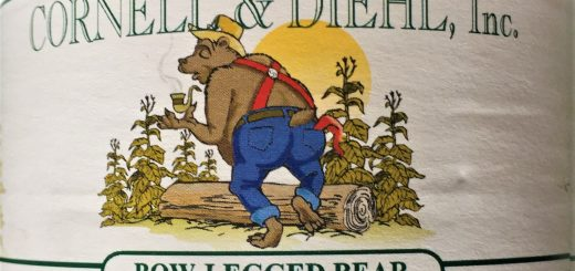 Cornell & Diehl Bow Legged Bear