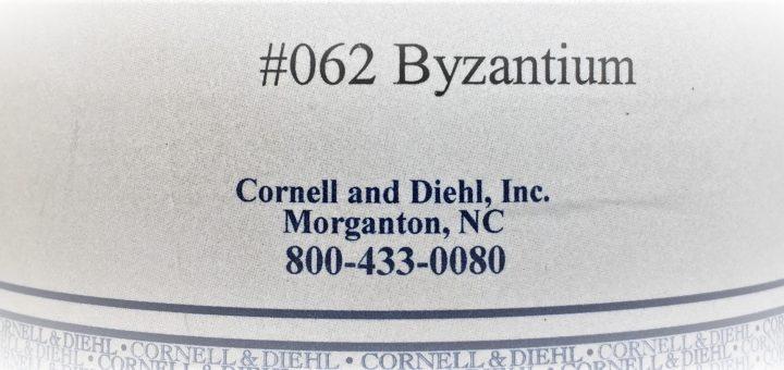 Cornell & Diehl Byzantium
